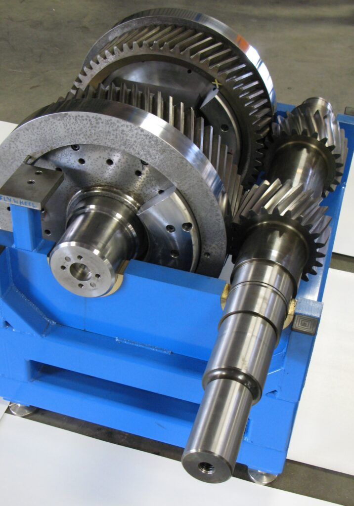 Timing of Standun Crankshaft and Jackshaft