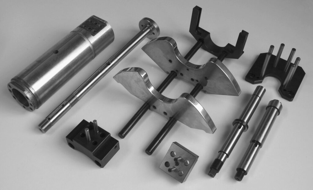 Spares for Belvac Trimmer